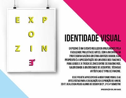 EXPOZINE - Identidade Visual