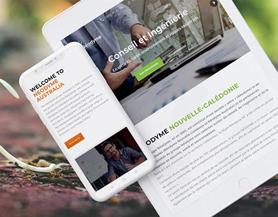 Neodyme Nouvelle-Calédonie : Webdesign & Website