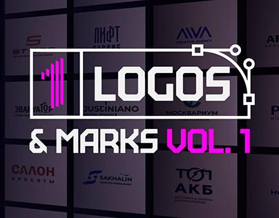 Logo design 2019- 2020 vol. 1