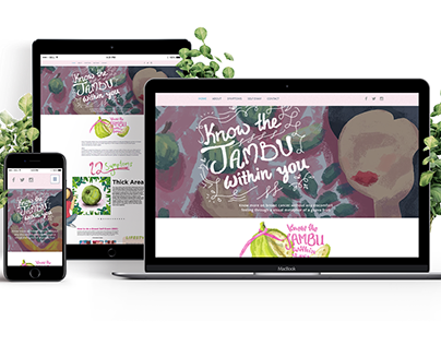 Know the JAMBU within you (a breast cancer awareness)