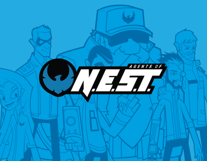 Agents of N.E.S.T.