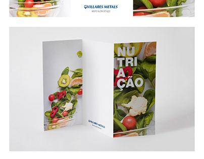 Folder NutriAção