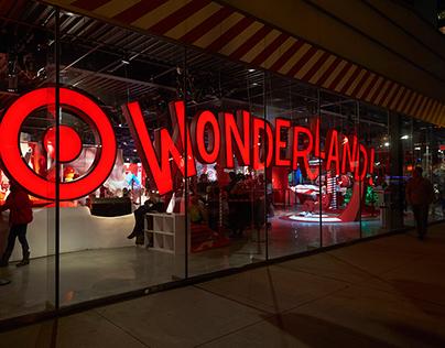 Target Wonderland Holiday Event NYC