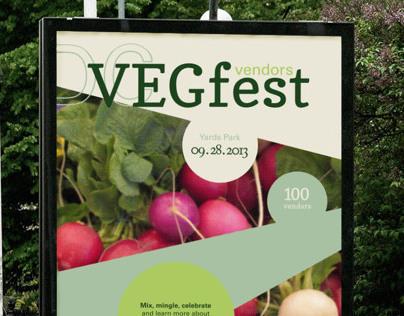 DC VEGfest poster series