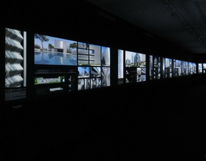 MOB architects exibition by COPYEXPRESS
