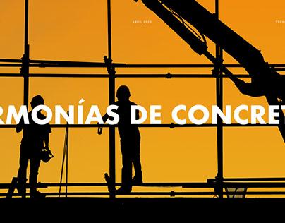 Armonías de Concreto - TecnoDesarrollos
