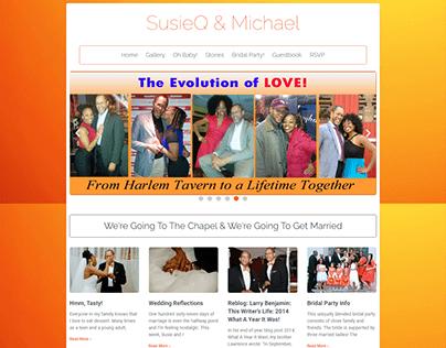 Wedding Album Website