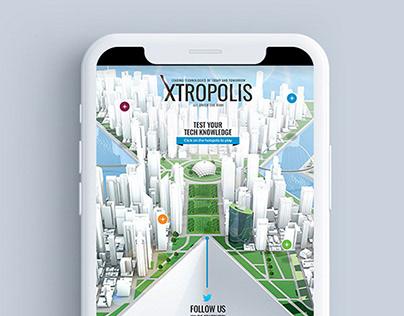 LiveWorx Xtropolis