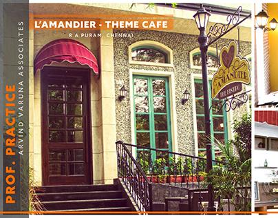 L' AMANDIER | CHENNAI | AVA