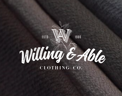 Willing & Able - Identity