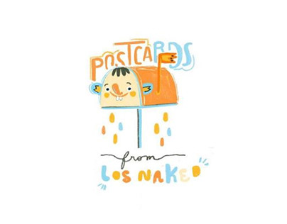 Postcards from los Naked