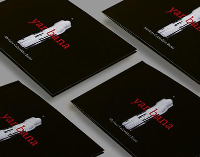 ŞİİR KİTABI TASARIM PROJESİ Poetry book design project