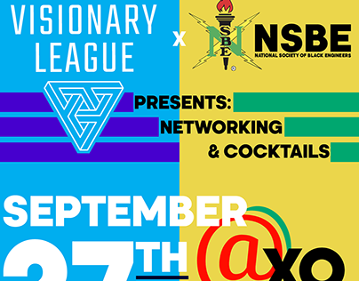 Visionary League X NSBE: Networking & Cocktails