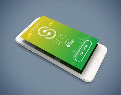UI // UX // Mobile // SETS App