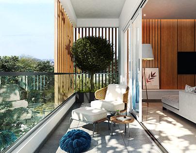 Spectra Raywoods | Interior Design Concept