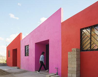 3 casas / Arturo Guillen