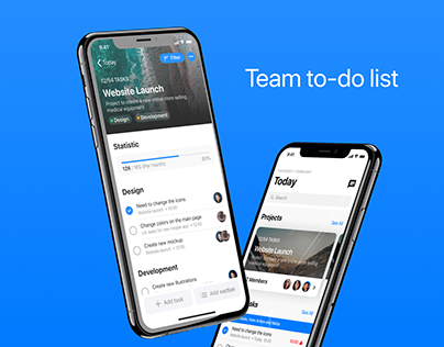 Team to-do list