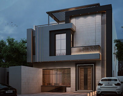 Villa MR Ahmed Aboufahd