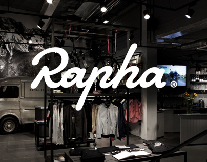 Rapha Cycle Club - London
