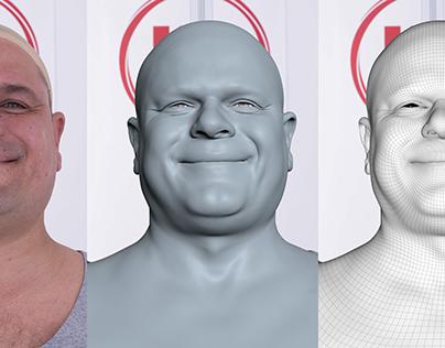 triplegangers.com-GaryBarnes 3d Potrait