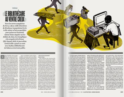 Revue XXI n°22 - avril 2013