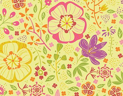 Oriental Blooms