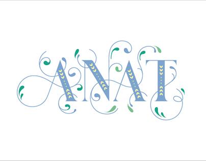 Anat   Greeting Card