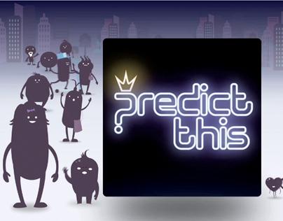 Predict This trailer