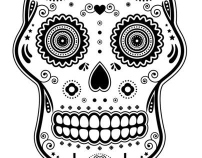 -Sugar Skull-