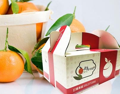 2018 台東老爹釋迦 Fruit Packaging Design