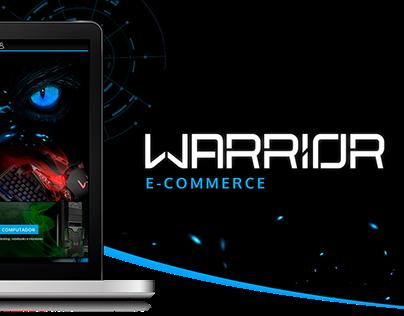 Warrior - Branding & E-commerce