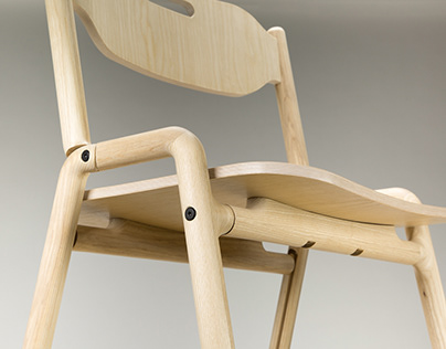 Folding Chair | Native Craft Collective