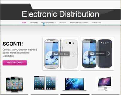 Immagine coordinata Electronic Distribution