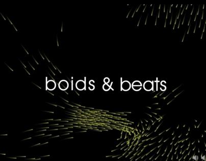Boids&Beats