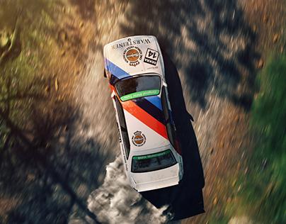 E30 M3 DTM - CGI