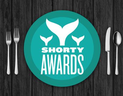 Shorty Awards Invitation