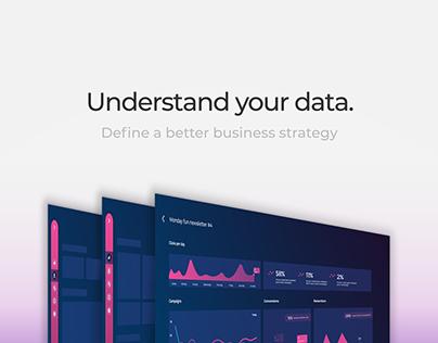 Advanced Analytics | Concept Dashboard