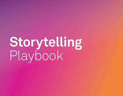 Telstra Storytelling Playbook