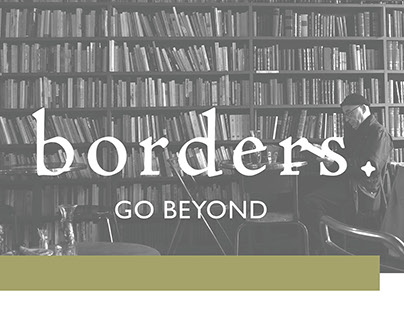 Borders Rebrand