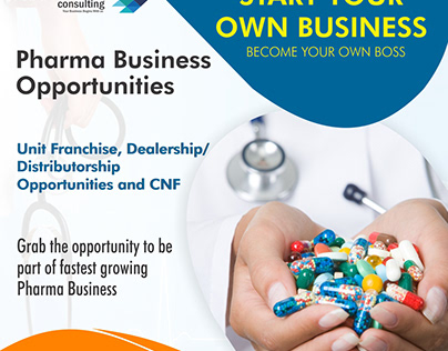 Pharma Business Opportunities