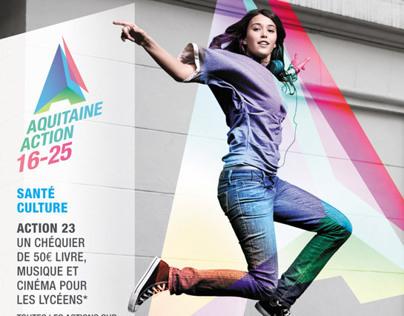 Aquitaine Action 16-25
