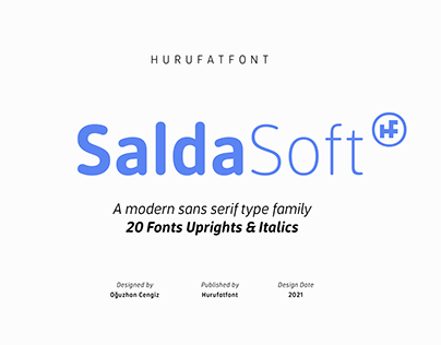 Salda Soft Type Family
