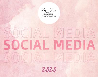 Social Media - Estética Maiara Giacomelli
