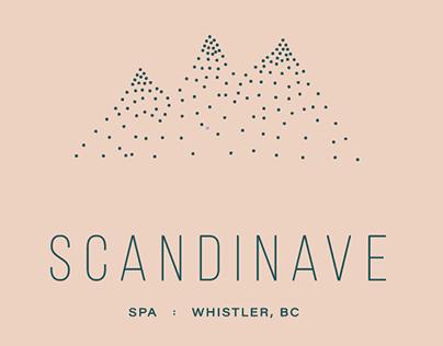 Scandinave Spa Rebrand WIP