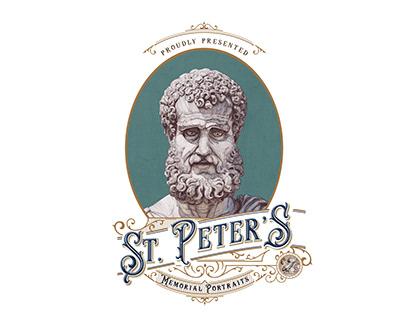 St. Peter's Memorial Portraits