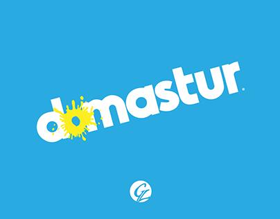 Pinturas Domastur Branding Proposal
