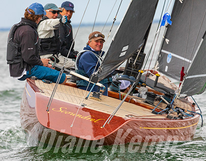 Newport Regattas by DIANE KEMP DVK2.COM
