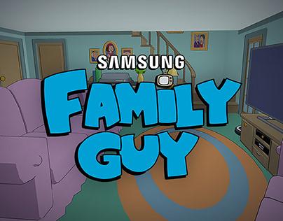 Samsung - Family Guy