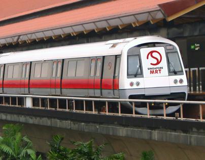 Singapore MRT Re-Design