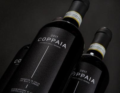 Gaia Wine - Coppaia - Red Wine